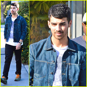 Joe Jonas: Lemonade Lunch Guy