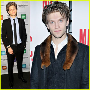 Keegan Allen: 'Small Engine Repair' Opening Night