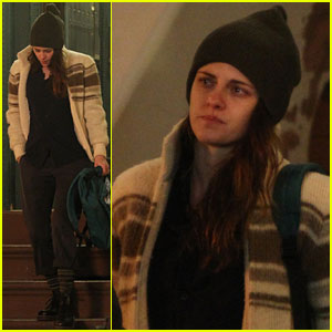 Kristen Stewart & Robert Pattinson Meet Up in Beverly Hills?