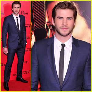 Liam Hemsworth: 'The Hunger Games: Catching Fire' NYC Premiere