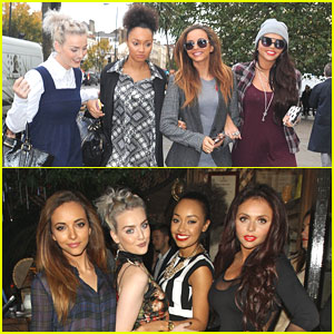 Little Mix: BBC Radio Stop After Mahiki Night Out
