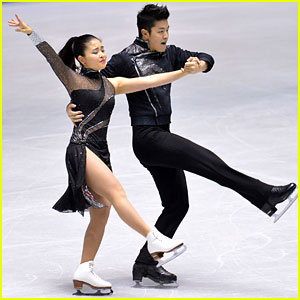 Maia & Alex Shibutani: Bronze at NHK Trophy 2013