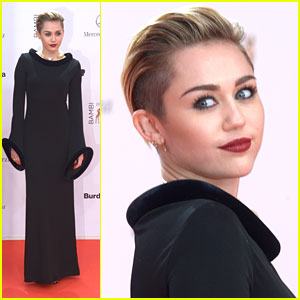 Miley Cyrus: Bambi Awards 2013