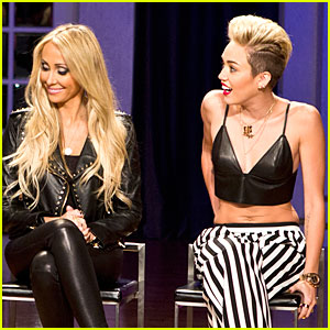Miley Cyrus: 'Styled to Rock' Promo - Watch Now!
