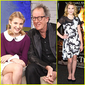 Sophie Nélisse: 'The Book Thief' Screening in Philadelphia!