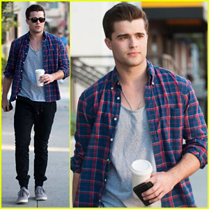 Spencer Boldman: I Want Adam to Get a Girlfriend on 'Lab Rats'!