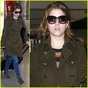 Anna Kendrick: Headed to Hang with Facebook Founder Mark Zuckerberg