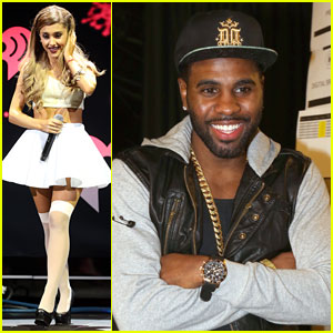 Ariana Grande & Jason Derulo: KISS FM's Jingle Ball Dallas 2013