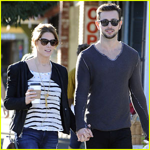 Ashley Greene & Paul Khoury: Weekend Lunch Date