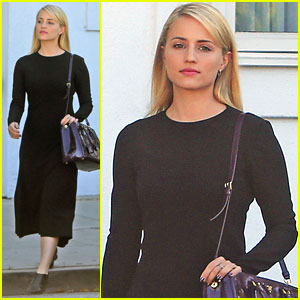 Dianna Agron Coming Back for 'Glee' 100th Episode!