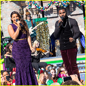 Jordin Sparks & Jason Derulo: 'Baby It's Cold Outside Duet - Watch Now!