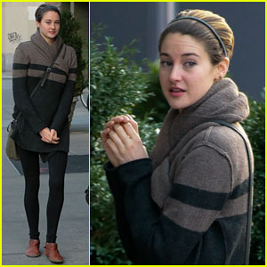 Shailene Woodley: I Love My Short Hair!