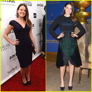 Sosie Bacon: amfAR Inspiration Gala After Golden Globe Nominations Announcement
