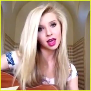 Tiffany Houghton: One Direction 'Midnight Memories' Medley - Watch Now!