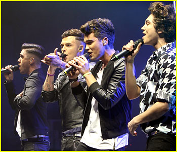 Union J: Headlining Show in London!