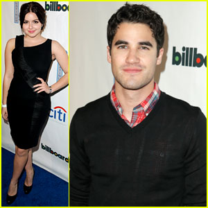 Ariel Winter & Darren Criss: 'Billboard' Grammys 2014 After-Party Attendees