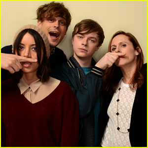 Aubrey Plaza & Dane DeHaan: Sundance Portraits with Matthew Gray Gubler!