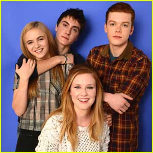 Cameron Monaghan & Morgan Saylor: 'Jamie Marks Is Dead' Portraits at Sundance 2014