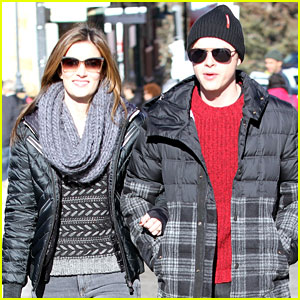 Dane DeHaan: Sundance with Wife Anna Wood!