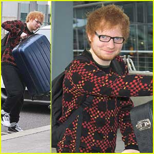 Taylor Swift on Ed Sheeran: 'I Want Him To Win' at Grammys 2014