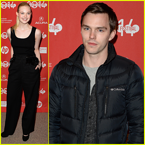 Elle Fanning & Nicholas Hoult: 'Young Ones' Premiere at Sundance
