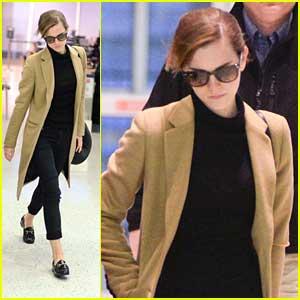 Emma Watson: Manhattan House Hunter?