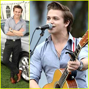 Hunter Hayes: Trump Invitational Grand Prix 2014