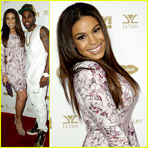 Jason Derulo & Jordin Sparks: OK Magazine Pre-Grammy Party Pair