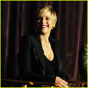 Jennifer Lawrence: 'American Hustle' SAG Foundation Q&A