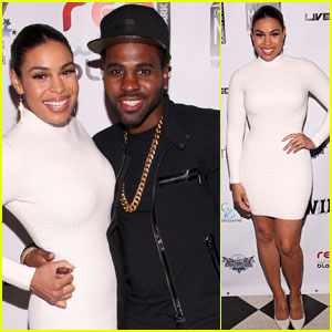 Jordin Sparks & Jason Derulo: NYC Super Bowl 2014 Party