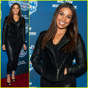 Jordin Sparks: NHL Stadium Series Performer