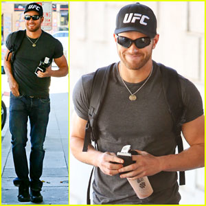 Kellan Lutz Didn't Have Much Time to Prepare for 'Hercules'