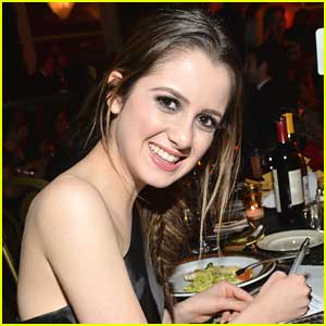 Laura Marano Joins 'A Sort of Homecoming'
