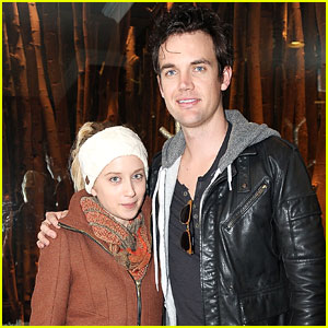 Megan Park: Engaged to Tyler Hilton!