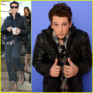 Miles Teller Offered Dan Akroyd Role in John Belushi Biopic