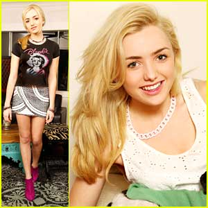 Peyton List: 'So Excited for Vampire Academy'