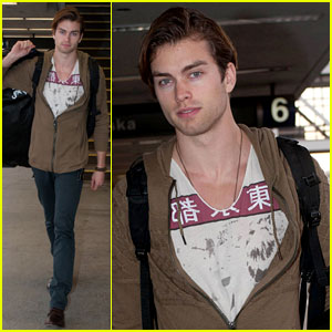 Pierson Fode: Back in L.A. After Seattle Trip!