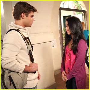 Cierra Ramirez & Garrett Clayton: New 'The Fosters' Tonight!