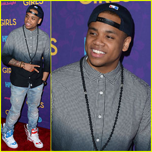 Tristan Wilds: 'Girls' Season 3 NYC Premiere