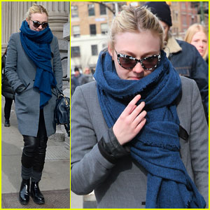 Dakota Fanning: Untitled Roadie Movie Starts Filming in March