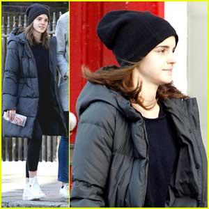 Emma Watson Joins 'Regression'; Is 'So Happy'