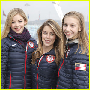 Team USA's Ashley Wagner, Gracie Gold & Polina Edmunds Sound Off About Skating Scoring System