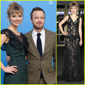 Imogen Poots: 'A Long Way Down' Berlin Premiere & Photo Call