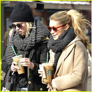 Ireland Baldwin & Gigi Hadid: Valentine's Day Hang Out in NYC