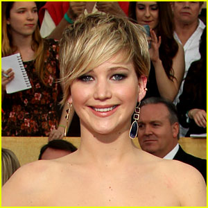 Jennifer Lawrence Set to Present at Oscars 2014!