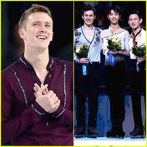 Jeremy Abbott Finishes Free Skate in 12th After Fall in Short; Patrick Chan Wins Silver Medal at Sochi Olympics