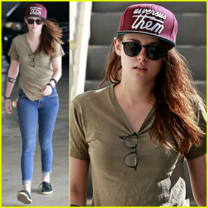 Kristen Stewart Shares a Personal Poem - Read it Now!