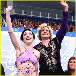 Meryl Davis & Charlie White Win First Ice Dancing Gold Medal For USA at Sochi Olympics!