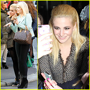 Pixie Lott: Shopping Fun with Sister Charlie Ann!