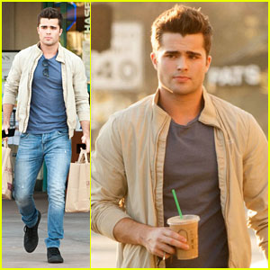Spencer Boldman: Happy Birthday Ariel Winter!